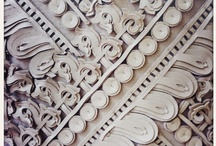 Ornamental | Decorative / Aesthetics that express authenticy by complex ornamental and decorative visuals. / by Sara Forsmark