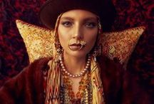 Multiculti / Vibrant aesthetics of mixed ethnic heritage. Colorfulness, mixes of prints, patterns and textures from all around the world that are a true feast for the eyes. / by Sara Forsmark