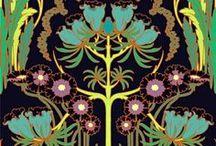 Design / A mix... but mostly Art Nouveau and Art Deco
