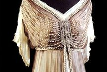 Edwardian Love / I adore Edwardian dresses. If I had one, I would wear it and not care if anyone stared!