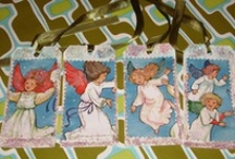 atc's and  gift tags
