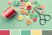 Colour Collections / by Sarah Kate