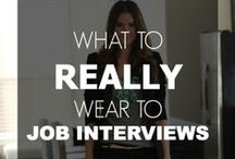Interviewing Tips / Quick tips to help you walk out of an interview feeling confident.