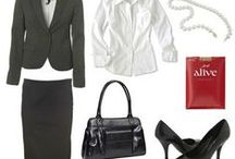 Dress for Success - Women / Fashion advice that leaves a powerful impression.