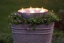For Your Garden: Upcycle Repurpose Recycle Reuse DIY