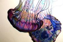 To Paint / Images that inspire me to paint :) Form, shape, movement in nature and life.