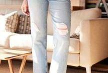 Blue jeans talk / The best denim looks