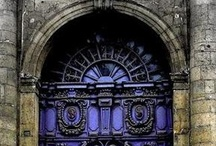 Entries, Portals and Doorways / Welcome ....