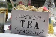 Party Ideas: Tea