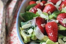 Food - Salads / Yummy salad concoctions. Recipes / by Alison Lee