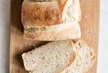 Bread / Good ol' bread recipes / by Alison Lee