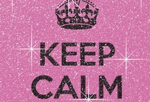 """Keep Calm Baby ... / The """"Keep Calm"""" quotes crack me up!"""
