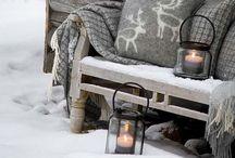 Christmas & winter wonderland / The best season of the year