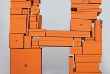 Color - Orange / I fell in love with Hermes orange years ago and have never looked back <3 #orange