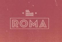 A . S . R O M A / Roma, Roma, Roma, t'ho dipinta io, gialla come er sole, rossa come er core mio.