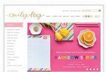 Web Design Hints, Tips & Inspiration / by Sarah Kate