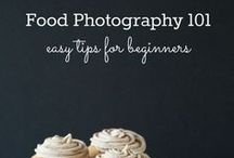 Food Photography Tips / Tips and tutorials on food photography / by Alison Lee