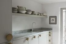 | KITCHEN | / Inspiration for kitchen design, kitchen materiales and coloures