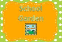 school garden ideas / Planning a school garden, have a plant unit? This board will provide School Garden ideas along with photos, tips, resources, projects, and lessons for teaching about plants and gardening at school. Be sure to visit me at my blog, The Science School Yard!