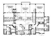 Floor Plans / Floor plans for my dream home / by