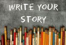 Write Write Write / by Joela Oetterer
