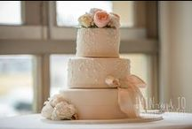 Let them eat cake! / Beautiful wedding cake ideas / by Iain and Jo   We tell love stories