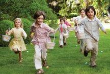 Celebrating: Easter / project, preschool, primary, efl, esl, teaching English, Easter theme