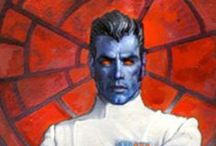 Star Wars Expanded Universe Honor Board / Remembering the now non-Canon awesome characters of the Star Wars EU