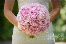 Blossoms and blooms / Gorgeous blooms from some of our recent weddings / by Iain and Jo   We tell love stories