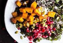 Salads / I love all kinds of salads from vegetable salads in the summer to kale salads in the winter. Fruit salads, noodle salads, pasta salads, you name it. This board also contains many salad dressing recipes.