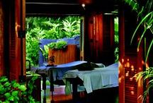 Relax / Relax, sit back, and take some time to love yourself at Hyatt Spas!
