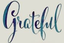 Gratitude / by Arlyn Rull