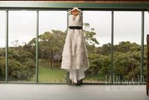 Dressed to impress / Some gorgeous wedding dresses / by Iain and Jo   We tell love stories