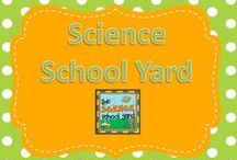 Science School Yard / Science activities, packs, freebies from the Science School Yard...K-5th grade science can be child's play! I love creating products that help teachers make science simple. Whether you use FOSS and need extras, or study tools or activity packs that use simple supplies...check out my products on TPT! Here are just a few examples in my store...https://www.teacherspayteachers.com/Store/Science-School-Yard