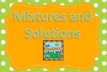 Mixtures and Solutions / FOSS and NGSS connections