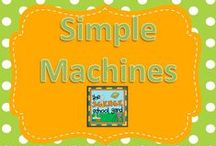 Simple Machines / Simple Machines pins to make our life easier!
