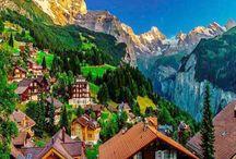 Switzerland | Things To Do / Travel Inspiration for Switzerland