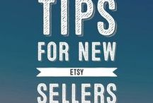 Etsy Seller Tips & Tools / Seller tips directly related to Etsy and online selling venues