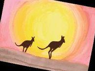 Theme: Australia / primary, preschool, Australia project, teaching English, EFL, young learners