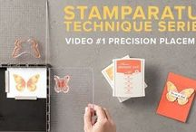 Stamparatus by Stampin Up!