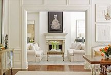 neutral interiors / by Amy Carrozza