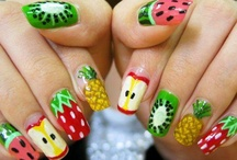 Nailspiration and more! / by Alies Kampen