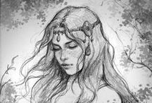 Sketchy / by Chandra Summers