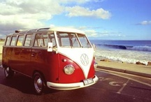 Kombi Collection / by Leash Edwards