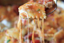 Pasta Italiano / by Julie Slagle