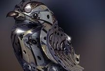 Generally Neat / Mostly steampunk stuff and just neat or cool items in general.