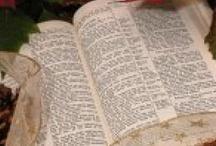 John 3:16 HIS love / by Sandra Beckner