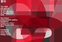 Typografie / by zeroseven design studios