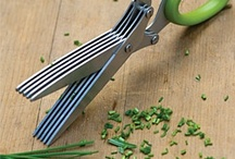 Top Kitchen Tools / Kitchen essentials for healthy make-it-in-minutes meals.
