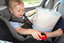 Traveling with Baby / Painless ways to travel with your baby on plains, trains & automobiles…